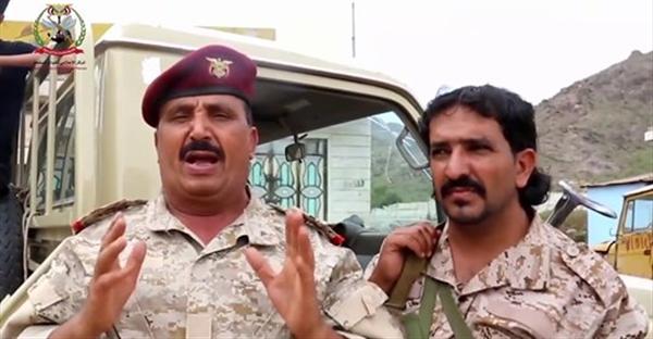 العميد مزاحم: استكملنا تأمين الفاخر بالضالع ومليشيا الحوثي في أضعف حالاتها