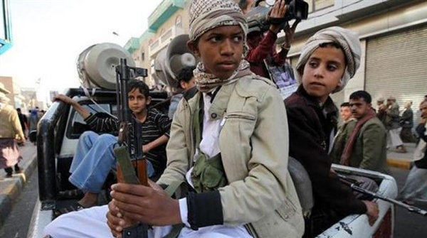 Houthis exploit poor Yemenis to be recruited as soldiers