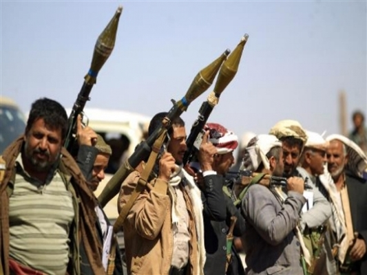 Houthis rebels detain intelligence officers