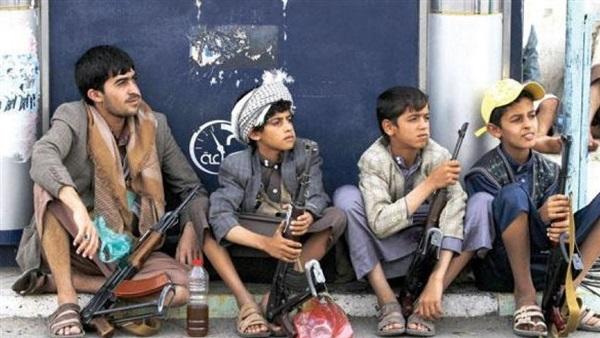 #الحوثي_يغتال_الطفولة.. حملة على مواقع التواصل تزامناً مع يوم الطفل العالمي