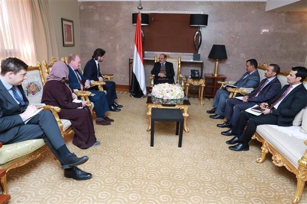 نائب رئيس الجمهورية: اتفاق الرياض يشكل رافداً مهماً لوجود الدولة