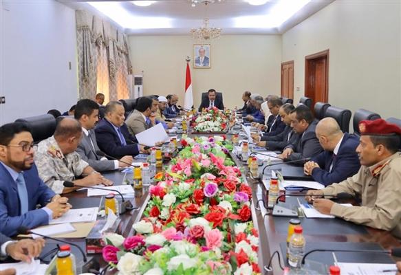 الحكومة تجدد التزامها بتنفيذ ما يخصها من بنود اتفاق الرياض