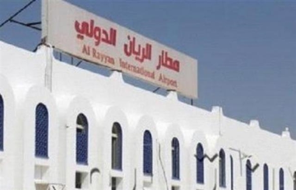 Saudi-led coalition permits only one flight per week in Mukalla