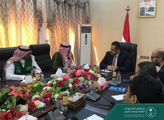 السعودية تجدد التزامها بدعم التنمية في اليمن