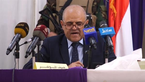 شمسان: المؤامرات على تعز كبيرة ونؤكد دعمنا للجيش والأمن في مواجهة التحديات