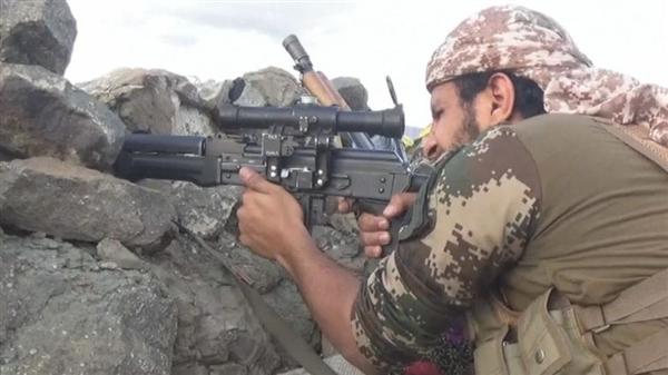 """الضالع.. الجيش يصد هجوماً حوثياً في جبهتي """"الجب وبتار"""""""