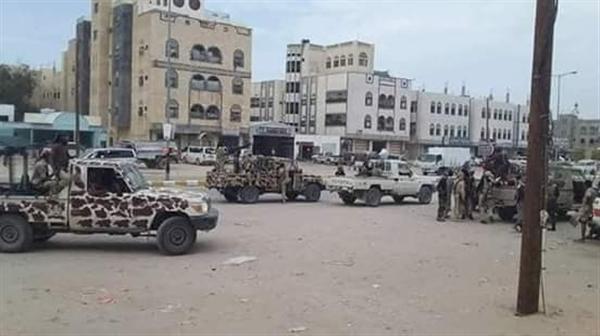 شبوة: الحملة الأمنية تواصل ملاحقة المخربين وتطوق مناطقهم وتلقي القبض على 10 منهم