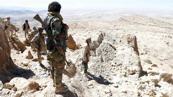 الضالع.. الجيش يحرر 14 موقعاً في جبهة الفاخر