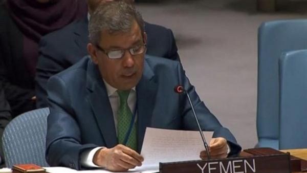 السعدي من مجلس الأمن: محاولة القفز على اتفاق السويد تهدد مسار تحقيق السلام