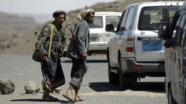 رصاص الفوضى تقتل شقيقين في محافظة إب