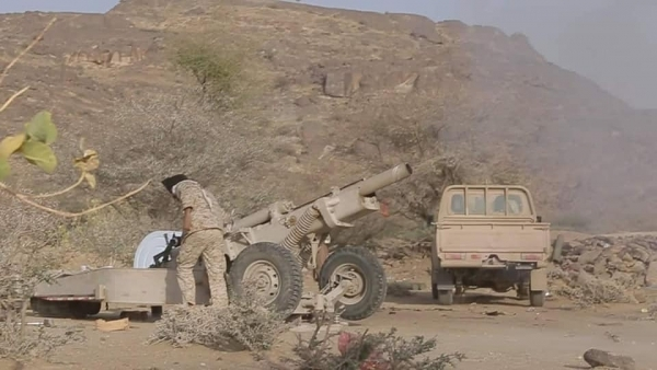Army attacks Houthis' positions east Sana'a