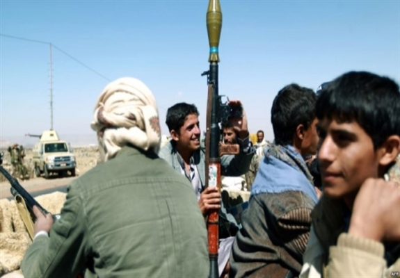 Houthis militants storm residence of government diplomat