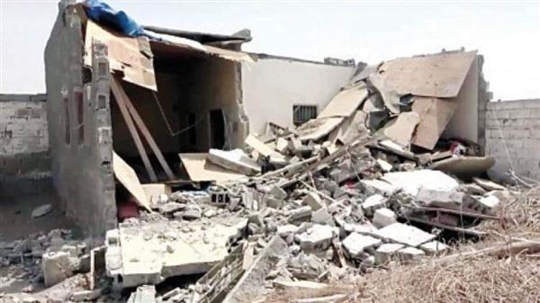 مليشيا الحوثي تقصف أحياء السكنية جنوب الحديدة
