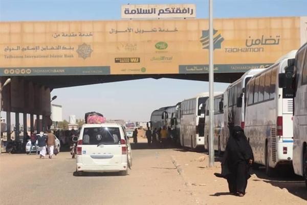 مدير منفذ الوديعة يؤكد السماح لحاملي فيز الإقامة الجديدة والزيارات بدخول أراضي المملكة