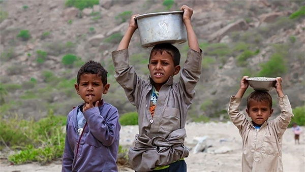 Red Cross: 80 percent of Yemenis need assistance to survive