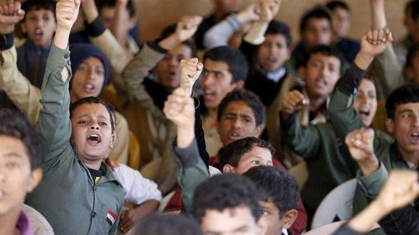 Houthis promote hatred and sectarianism in public schools