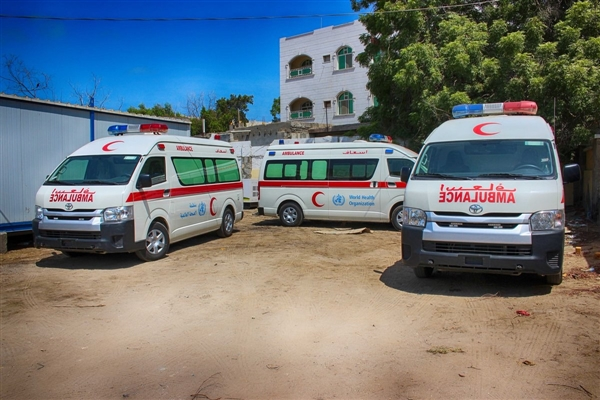 Gunmen storm Aden port and detain ambulances