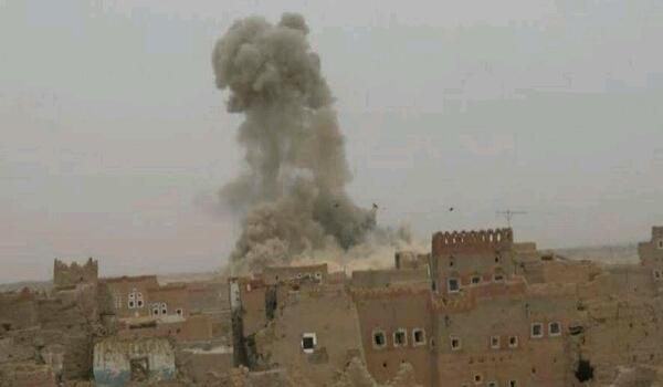 تقرير: ميليشيا الحوثي ترتكب 55 ألف انتهاك بمحافظة الجوف خلال مارس