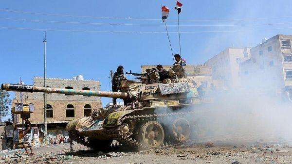 الجيش الوطني يصد هجوم شرق تعز ويكبد المليشيات خسائر كبيرة