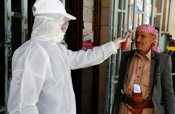NGO warns against Houthis' maltreatment towards Coronavirus patients