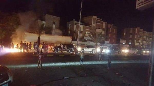 احتجاجات شعبية في عدن للمطالبة بتحسين الوضع الصحي والخدمي