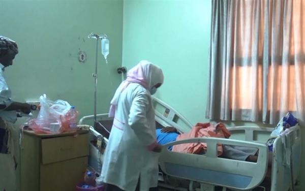 منظمة أطباء بلا حدود تعلن نفاد السعة السريرية لعلاج مرضى فيروس كورونا في عدن