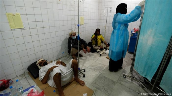Over 150,000 new cholera cases reported in Houthis-held areas