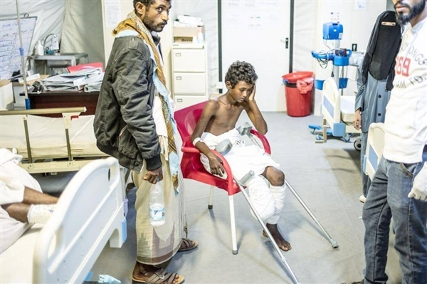 Houthis' landmines killed, maimed 800 people in Taiz