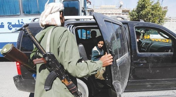 Infringement to freedom of movement by Houthis security checkpoints continues