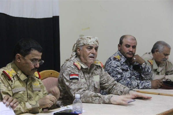 Senior military official: Hadramout supports federal Yemen