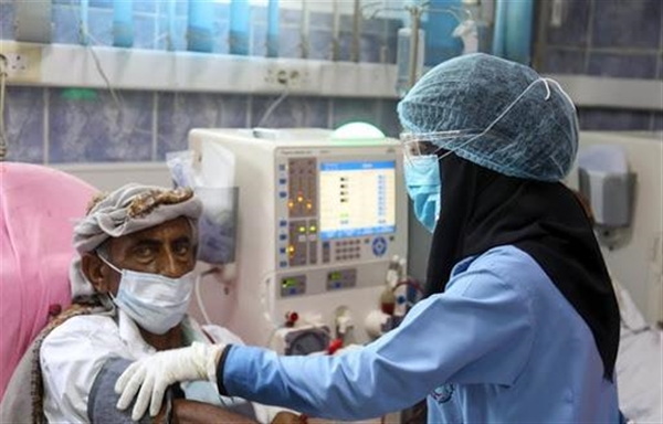 COVID-19 killed almost 100 medical workers in Yemen