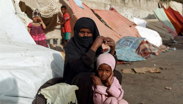 Misery of Hodeida displaced families in Aden