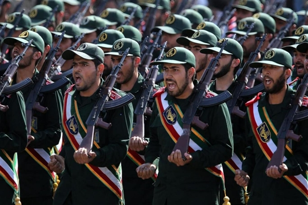 USA: Irlou is an IRGC member