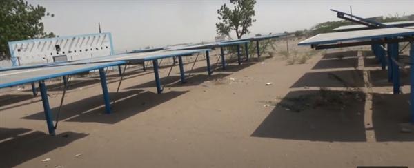 الحديدة.. المليشيا تحرم 30 ألف شخص الاستفادة من مياه مشروع التحيتا عقب قصفه