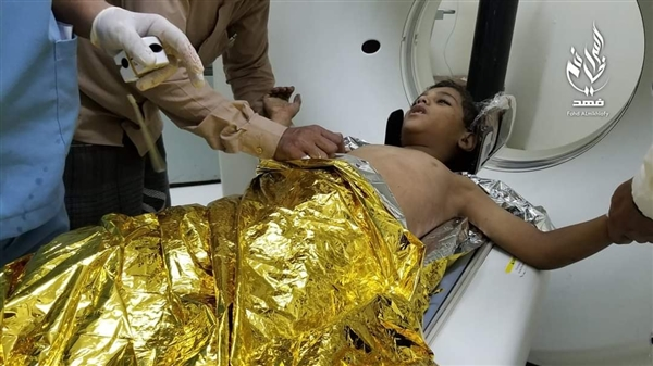 Houthis shell Taiz city, injure three children