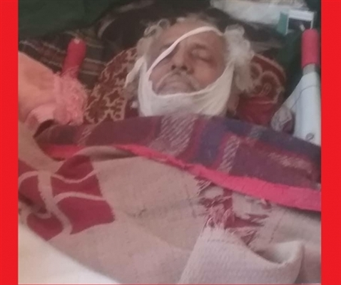 Houthi torture-to-death crimes know no stop. The latest victim an elderly