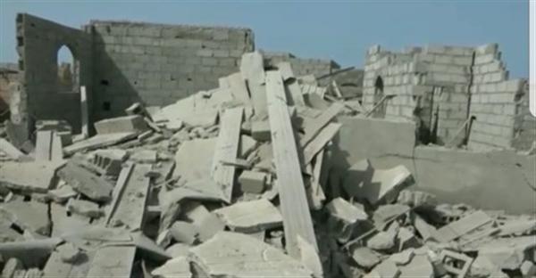 الحديدة.. تدمير 5 منازل بقصف حوثي إرهابي استهدف حي منظر