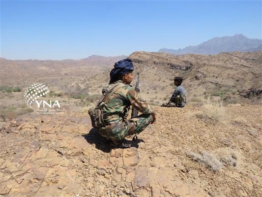 تعز.. الجيش الوطني يكسر هجوما لميليشيا الحوثي في جبهة مقبنة