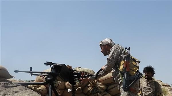 صعدة.. الجيش الوطني يصد هجوما لمليشيا الحوثي بمديرية رازح