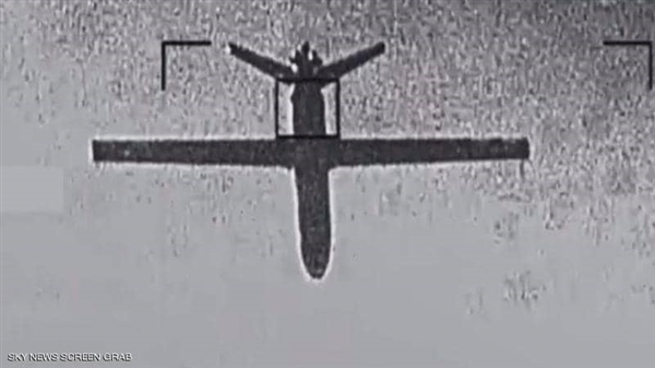 التحالف: اعتراض وتدمير طائرة مفخخة أطلقتها مليشيا الحوثي  تجاه جازان