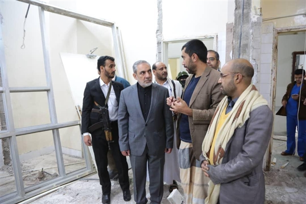 Press Summary: Iranian Eyrlo acts like real governor for Houthi regions: Eryani