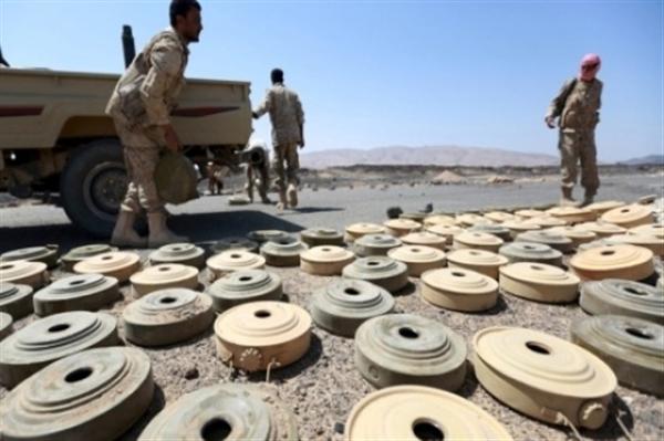 Houthi landmine kills, injures 11civialins in Hodeida