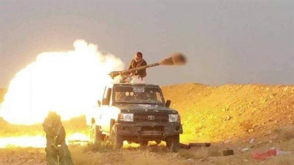 الجيش يكسر هجوماً في الجوف وقصف جوي ومدفعي يكبد الحوثيين خسائر كبيرة جنوبي مارب