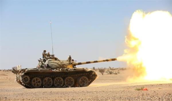استمرار المعارك في الجوف والجيش يكبد مليشيا الحوثي خسائر كبيرة