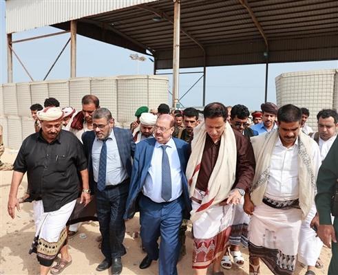 رئيس مجلس النواب يشيد بالتعايش السلمي في محافظة المهرة