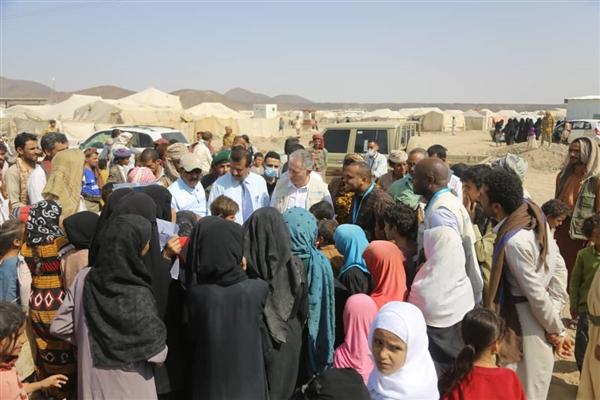 بسبب عرقلة المليشيات.. اليونيسف تقر نقل تمويل احتياجات مأرب من المساعدات إلى مكتب عدن