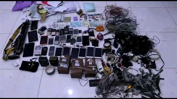 أمن مأرب يضبط خلية إرهابية تابعة لمليشيا الحوثي بحوزتها عبوات متفجرة