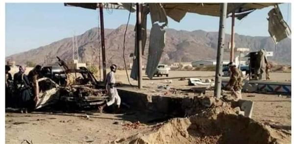 تنديد حكومي بالقصف الصاروخي الحوثي الذي استهدف عزلة الجرشة في الجوبة
