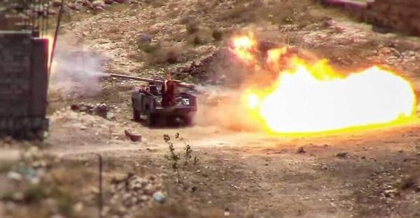 Yemen pushes back on Houthis recaptures areas