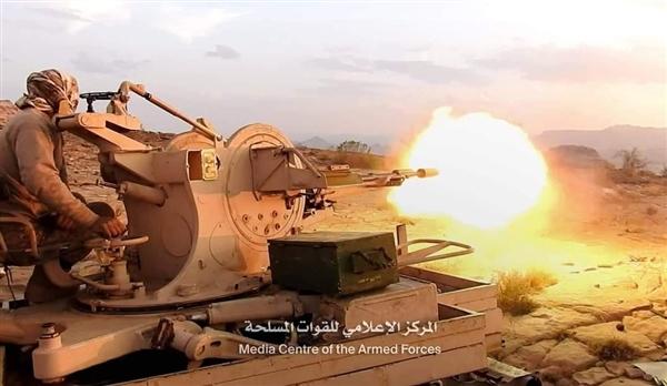 قائد جبهة المشجح بمأرب: ثقتنا مطلقة بالنصر وخسائر مليشيا الحوثي فادحة
